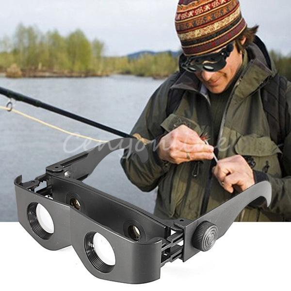 бинокль какой лучше для рыбалки