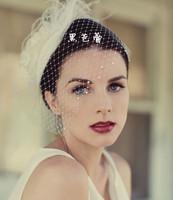 Bridal hat wedding accessory