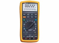 Free shipping VICTOR 187 RMS Digital Multimeter DC AC Resistance Capacitance Tester Meter