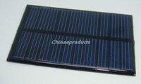 5v 125mA 0.75w Solar Panel 80X57mm 10pcs