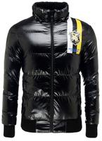 Free shipping men's winter goose duck down jacket Parkas Men's Clothing casual the locomotive coat red blue black M L XL XXL