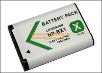 10Pcs/Lot Camera Battery NP-BX1 NPBX1 for Sony DSC-RX1 RX1R RX100 WX350 H400 HX400 HX50V HDR-AS10 AS20 AS30 AS100 CX240 PJ275