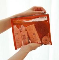 Receive travel wash gargle bag cosmetic bag cosmetics sundry receive package Slim v. 2