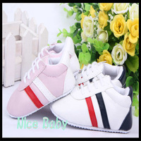 Retail!2014 Fashion New Baby Soft Bottom Sole Shoes Baby Sneakers Newborn Boys&Girls Shoes Kids Shoes First Walkers 0261