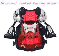 Authentic Tanked Racing motorcycle gear/armor/back support locomotive knight armor clothes