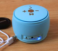 Column Sound Box Loudspeakers Portable TF Card U-Disk Cell Phone MP3 MP4 PC Music Player Mini Speaker