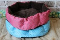 40*30*11CM Pet Cat ,Dog bed 5color 100% Cotton Pet Dog Puppy Cat Soft Fleece Cozy Warm Nest Bed House Mat For pet products