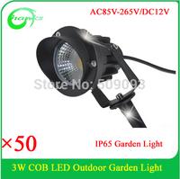 IP65 outdoor decorative garden light 3w cob led landscape light  Lawn light 3W COB free shipping