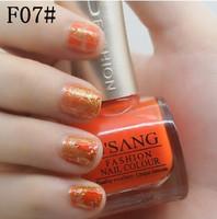gsang nail art crackle shatter glaze sweet color china brand nail lacquer art polish crack nail polish bulk factory sale