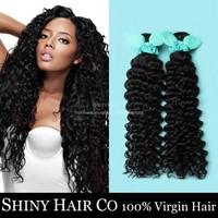 5pcs/lot Grade 6A Peruvian Virgin Hair Deep Wave Human Hair Weave Bundles Unprocessed Peruvian Deep Wave Virgin Hair Extension
