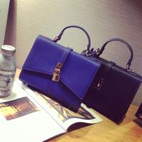 Freeshipping hot sales Vintage 2015 women's bags shoulder bag street women's handbag fashion cross-body handbag
