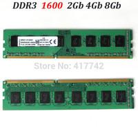 desktop  DDR3 1600 RAM 16Gb 8Gb 4Gb 2Gb / memory ddr3 1600Mhz  PC3-12800 / 2G 4G 8G 16G --lifetime warranty-- good quality