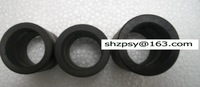 Nylon bush nylon sleeve hay cutter / mechanical / engineering nylon plastic sleeve coupling