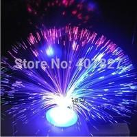 5 Pcs LED Optic Fiber Light Colorful Multi-Color Flashing Night Light Christmas Light for Home Decoration Party Bedroom Wedding