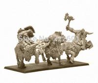 War of Hammer  -   CHAOS DWARF BULL CENTAUR RENDERS