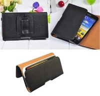Leather Pouch Holster Belt Magnectic Clip Case Holder For Microsoft Lumia 535/Lumia 940/Lumia1330,High Quality,Free Shiping