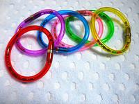 Transparent bead bracelet pen small gift cartoon pen prize gift