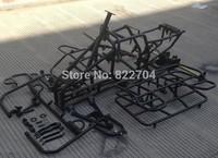 Modified four wheel ATV kart bull fully frame formwork assembly iron 150-250CC