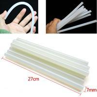 Newest plastic/resin Economy Hot Melt Glue Sticks Translucence Hot Melt Glue Adhesive Stick,Hot Melt Mini Glue Gun Stick