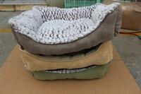 55*45*18cm Pet Cat ,Dog bed 5color 100% Cotton Pet Dog Puppy Cat Soft Fleece Cozy Warm Nest Bed House Mat For pet products