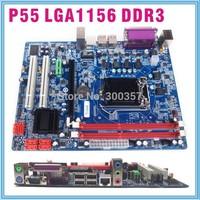 Micro-ATX 1156  ddr3 P55 motherboard