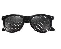 Vision Spectacles Astigmatism Eyesight Improve Eyes Care Pinhole Glasses Eyewear Free Shipping