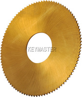 HSS 16x63x1.2mm Key Cutting Blade For  Horizontal Key Machine 238BS Right Side Disk Cutter
