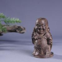 Wholesale natural Nha Trang Agarwood carving small pieces of wood crafts the bag bergamot