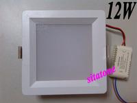 40pcs Free shipping 12W LED down light 12V 24V  AC85-265V 24LED SMD5630/5730