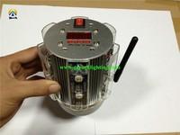 new product on the market 12*10w 4 in 1 wireless dmx dj lighting ,led garden light