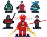 Minifigures SUPER HEROES Avengers Assembled Building Blocks