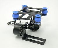 Shock-absorbing DJI Phantom Gopro 2 3 CNC Metal Brushless Camera Gimbal W/ Motor