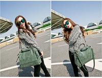 Casual bag women's messenger bags,shoulder bags fashion pu  leather handbags vintage bolsas crossbody bag free shipping
