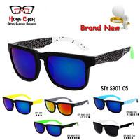 New 2014 Helm Brand Sport Sunglasses Men Women Square Coating Sunglasss oculos de sol masculino Innovative Items Free Shipping