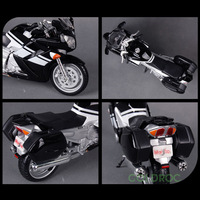 High Quality 1:12 Yamaha FJR1300 Simulation Motorcycle Model Toys Alloy Antique Motorbike Model Diecasts & Toy Vehicles