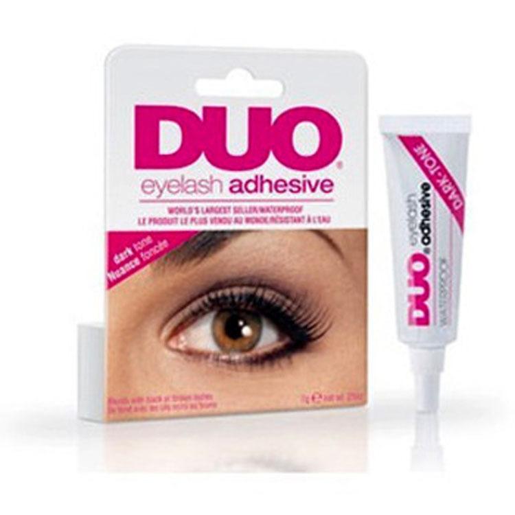 Top selling (Black )False Eyelash glue anti-sensitive DUO Eyelash adhesive glue Free Shipping(China (Mainland))