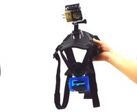 New gopro accessories for go pro dog Fetch Harness dog Chest Strap for GoPro dog mount Hero 4/3+/3/2/1/SJ4000 dog harness GP203