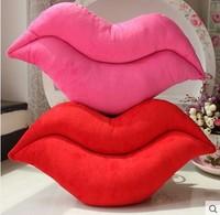 W464 supply of Pillow Yokpoo pillow big lips big mouth lip pillows 2-color optional