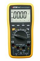 Free shipping Digital Multimeter/1000V AC750V 10A (-20 ~ 1000)C VICTOR 86C 3 3/4 Digital Multimeter