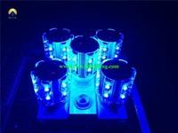 new product on 2014 12*10w led spot light,led bulb wireless dmx rgbw led light