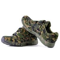 WJ Camo Jinluke camouflage shoes 3558A strong dunk marathon low training