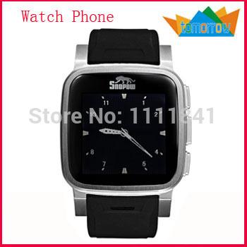 Original Watch Phone Waterproof IP68 GSM MTK6260A Russian Language(China (Mainland))