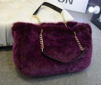 The new autumn and winter 2014 handbag chain shoulder,women bag,women handbag,evening bag