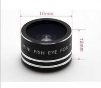 Magnetic camera fisheye lens super mini fish eye Lens for iPhone Samsung Free shipping fish eye lens