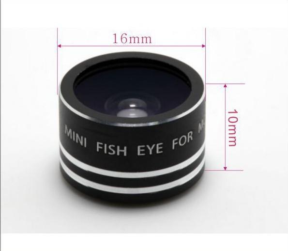 Magnetic camera fisheye lens super mini fish eye Lens for iPhone Samsung Free shipping fish eye lens(China (Mainland))
