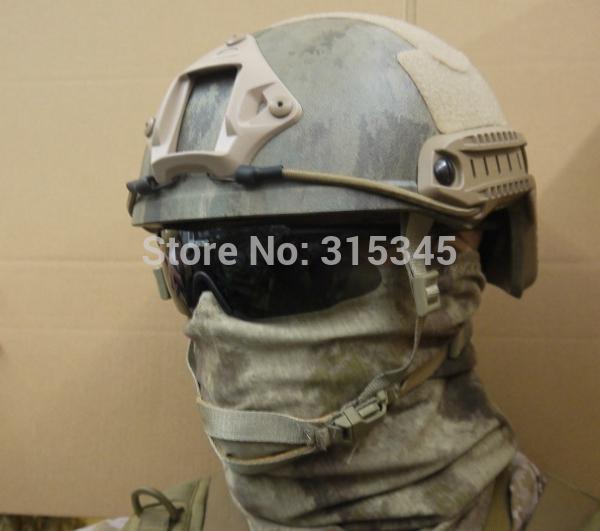 US Army Tactical NIJ 3A OPS Core Fast Helmet / Kevlar Military NIJ IIIA Bulletproof Helmet / Bullet proof Ballistic Helmet(China (Mainland))