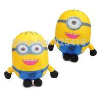 Children's Toy Nano Doll 3D eye Despicable Me  capsules plush toys doll nano particle