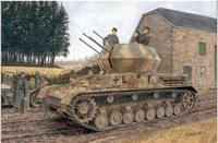 """Dragon model 6540 1/35 German Sd.Kfz.161/4 2cm Flakpanzer IV """"Wirbelwind"""""""