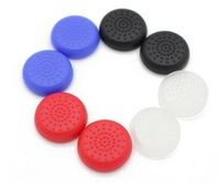 Free shipping!!! factory price silicon buttom cover thumb stick for ps4 controller 20pcs =10 set