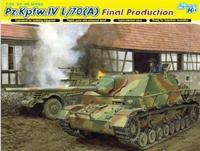 Dragon model 6784 1/35 Pz.Kpfw.IV L/70(A) Final Production